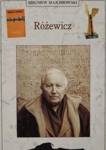 Okładka książki Różewicz