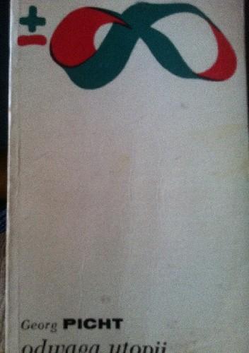 Okładka książki Odwaga utopii
