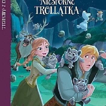 Okładka książki Niesforne trollątka