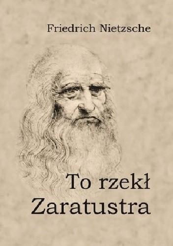 Okładka książki To rzekł Zaratustra