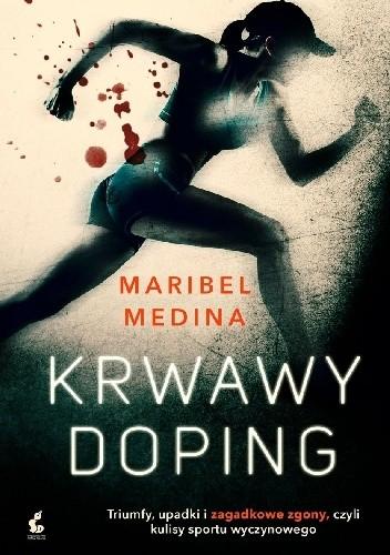 Okładka książki Krwawy doping