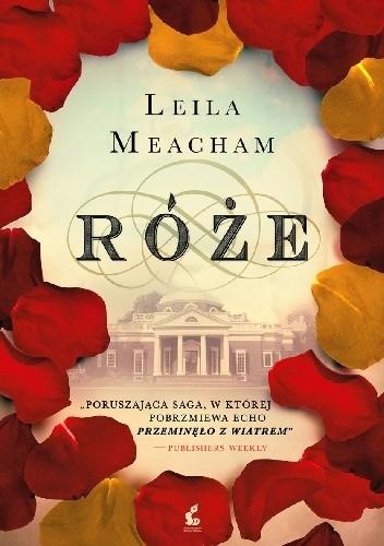 Okładka książki Róże