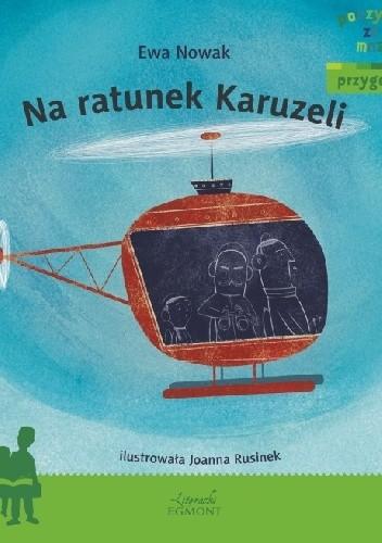 Okładka książki Na ratunek Karuzeli