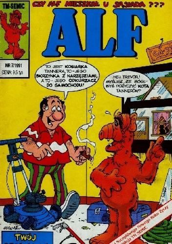 Okładka książki Alf 7/1991