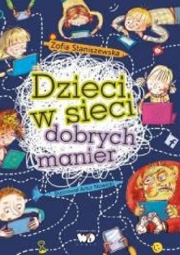 Okładka książki Dzieci w sieci dobrych manier