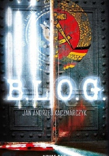 Okładka książki B.L.O.G.