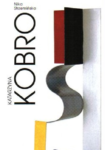 Okładka książki Katarzyna Kobro
