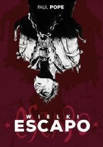 Okładka książki Wielki Escapo