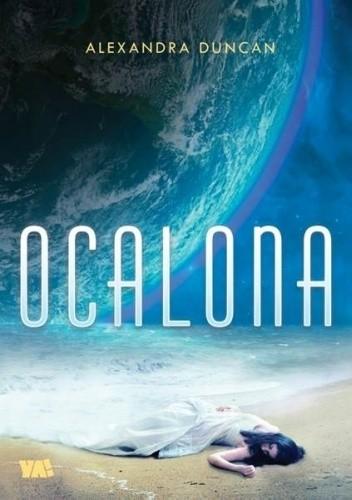 Okładka książki Ocalona