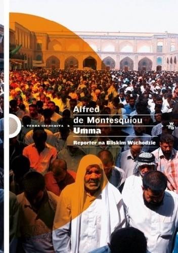 Okładka książki Umma. Reporter na Bliskim Wschodzie