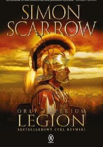Okładka książki Orły imperium: Legion