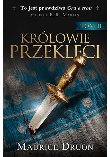 Okładka książki Królowie przeklęci II