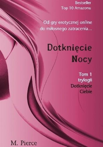 Okładka książki Dotknięcie Nocy