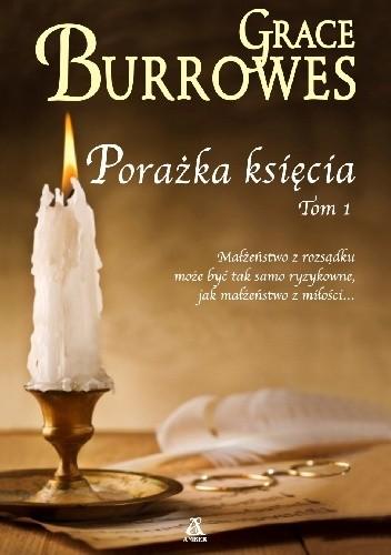 Grace Burrowes - Porażka księcia eBook PL