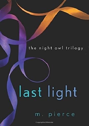 Okładka książki Last Light