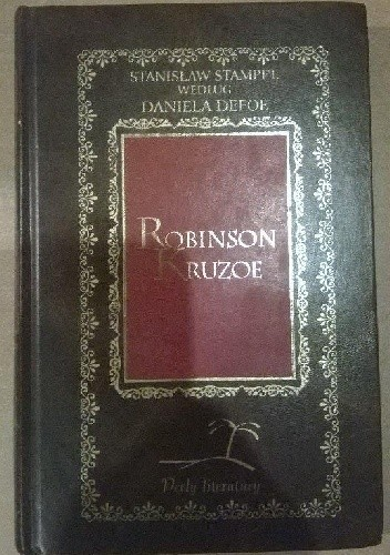 Okładka książki Robinson Kruzoe