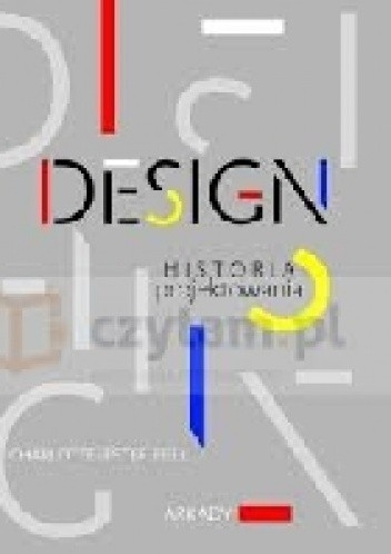 Okładka książki Design: historia projektowania