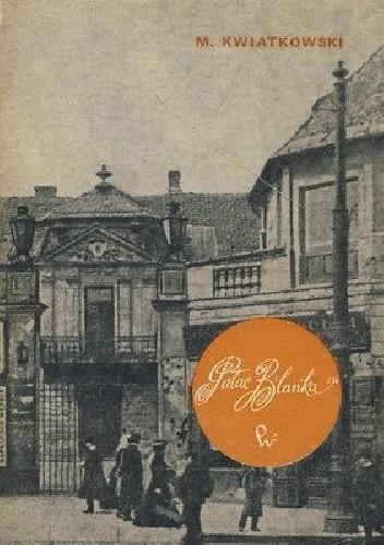 Okładka książki Pałac Blanka