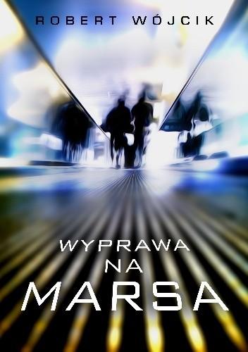 Okładka książki Wyprawa na Marsa