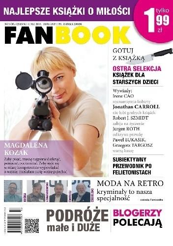 Okładka książki FANBOOK nr 3 (9), Czerwiec-Lipiec 2015