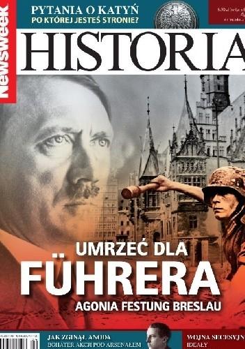 Okładka książki Newsweek Historia Nr 4/2015