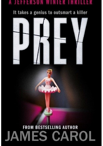 Okładka książki Prey