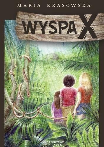Okładka książki Wyspa X