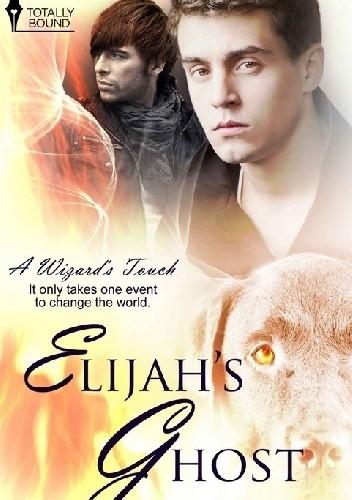 Okładka książki Elijah's Ghost
