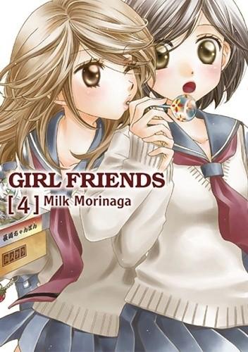 Okładka książki Girl Friends 4