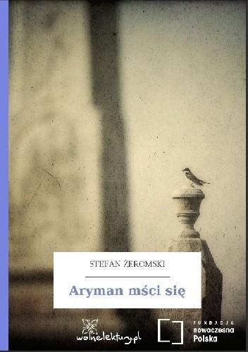 Okładka książki Aryman mści się