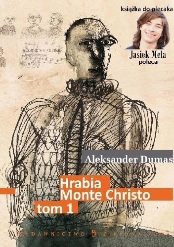 Okładka książki Hrabia Monte Christo t. 1