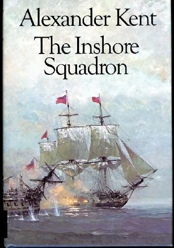 Okładka książki The Inshore Squadron