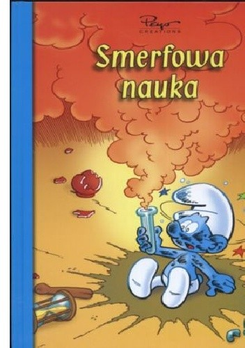 Okładka książki Smerfy. Smerfowa nauka