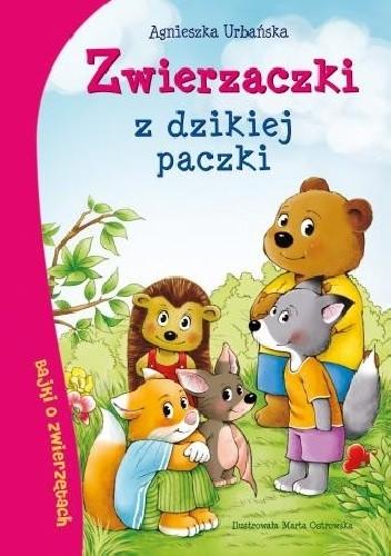 Okładka książki Zwierzaczki z dzikiej paczki