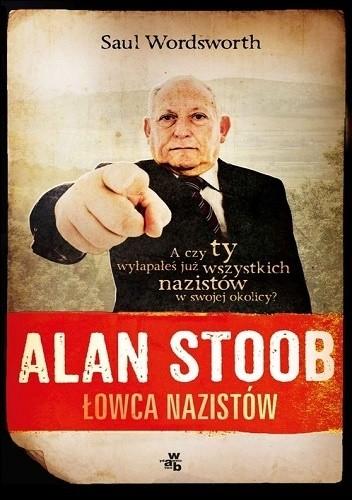 Okładka książki Alan Stoob, łowca nazistów