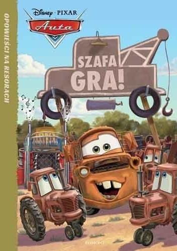 Okładka książki Szafa gra