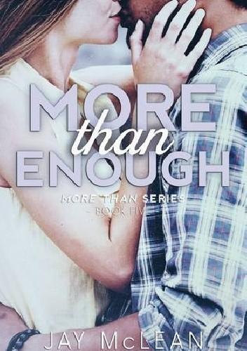 Okładka książki More Than Enough