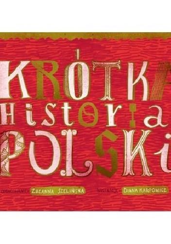 Okładka książki Krótka Historia Polski