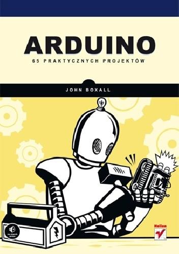 Okładka książki Arduino 65 praktycznych projektów