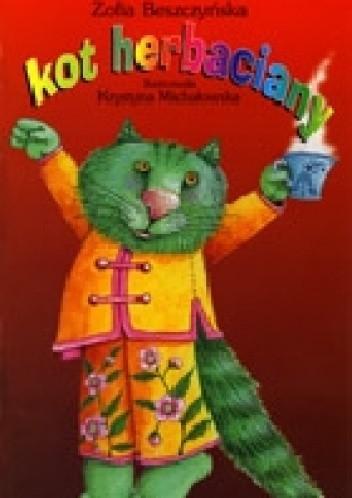 Okładka książki Kot herbaciany