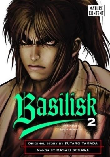 Okładka książki Basilisk: The Kouga Ninja Scrolls vol. 2