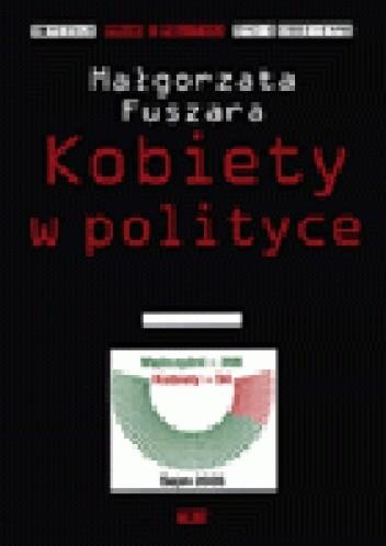 Okładka książki Kobiety w polityce