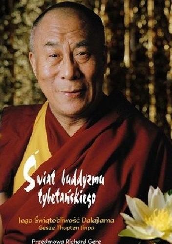 Okładka książki Świat Buddyzmu Tybetańskiego