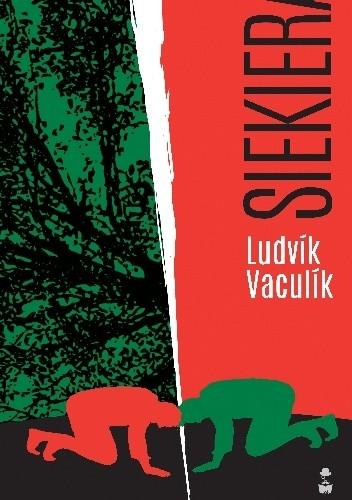 Okładka książki Siekiera