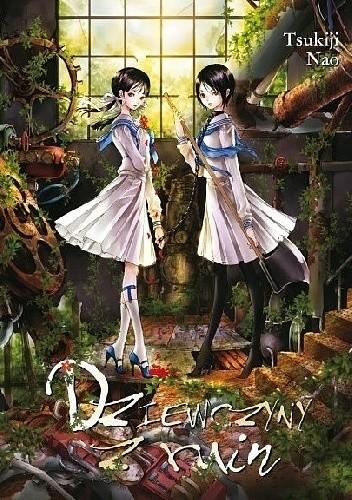 Okładka książki Dziewczyny z ruin