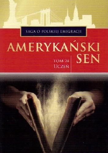 Okładka książki Uczeń