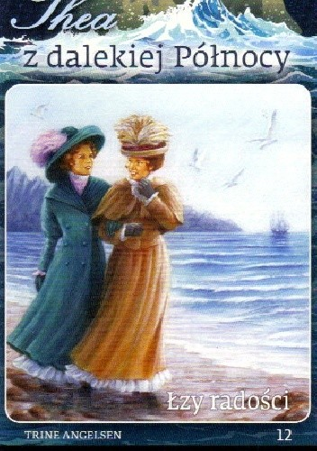Okładka książki Łzy radości