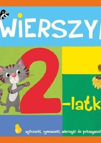 Okładka książki Wierszyki 2-latka