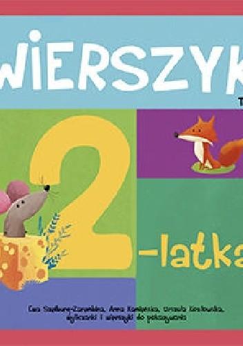 Okładka książki Wierszyki 2-latka. Tom II