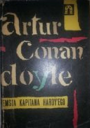 Okładka książki Zemsta Kapitana Hardy'ego